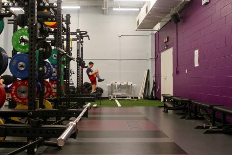 An Inside Look at NYU's Varsity Performance Center