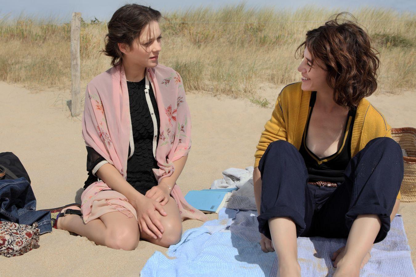 "Marion Cotillard stars in Arnaud Desplechin's new film ""Ismael's Ghosts."