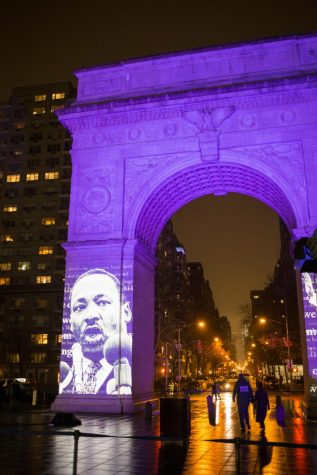 New York City Remembers MLK on 50th Anniversary of Final Speech
