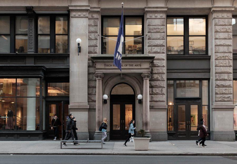 Tisch+School+of+the+Arts+building+on+Broadway.