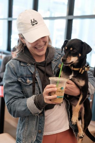 A Place for Pups and Coffee: Boris and Horton