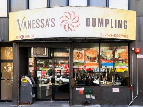 Vanessa's Dumplings Shutdown Signals Further Industry Issues