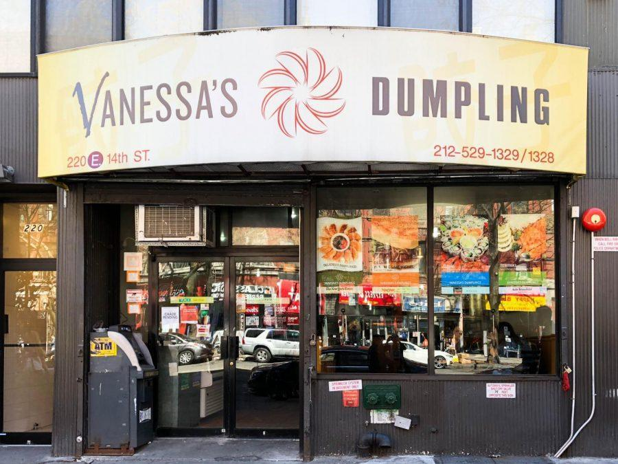 Vanessa%E2%80%99s+Dumpling+on+East+14th+Street+reopened+on+April+20%2C+with+a+pending+health+grade+following+a+health+inspection+discovering+mice%2C+filth+and+flies+on+the+premises.