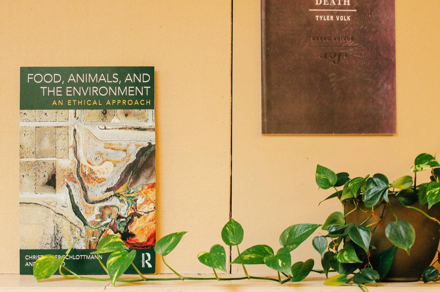 NYU will be opening a new Center for Environmental and Animal Protection.