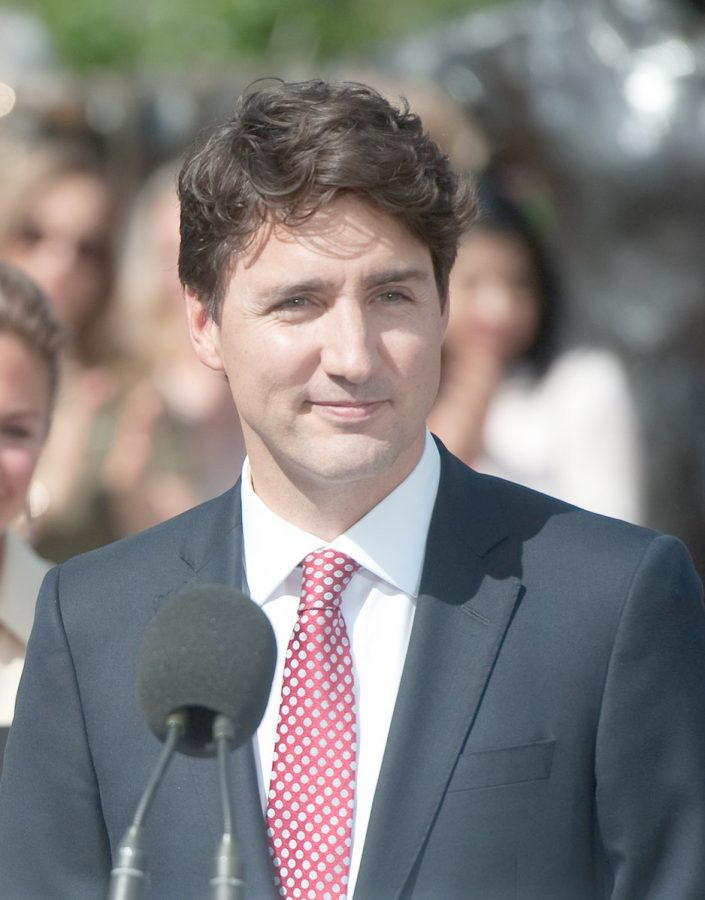 Canadian+Prime+Minister+Justin+Trudeau+was+revealed+as+NYU%E2%80%99s+2018+Commencement+speaker.