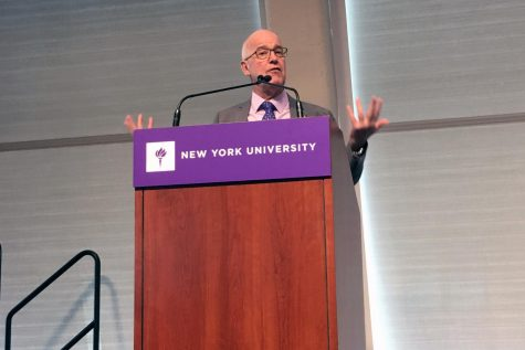17 Percent of Students Have Experienced Hostility at NYU, Being@NYU Survey Reveals