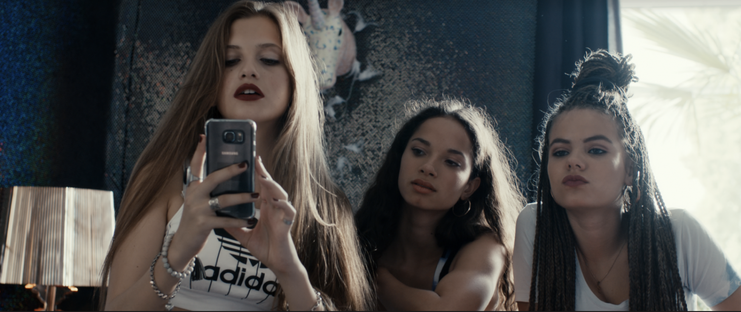 """Lisa Brühlmann's """"Blue My Mind"""" explores the bizarre coming-of-age of a girl who turns into a fish."""