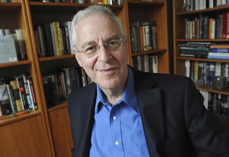 Ron Chernow, author of