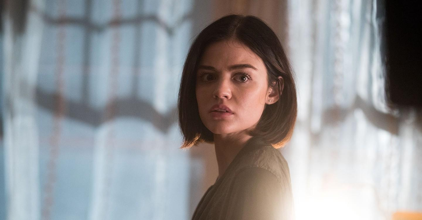 Lucy Hale stars in a new, twisted game of