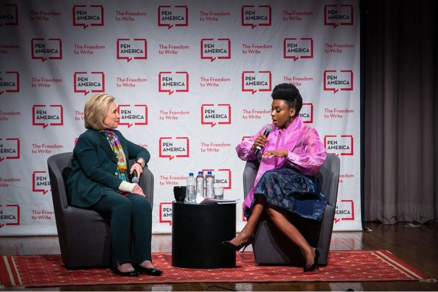 Hillary Clinton Speaks Candidly at PEN World Voices