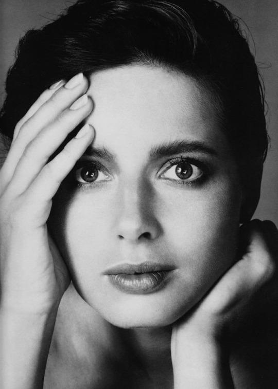 Isabella+Rossellini+by+Richard+Avedon%2C+1982.