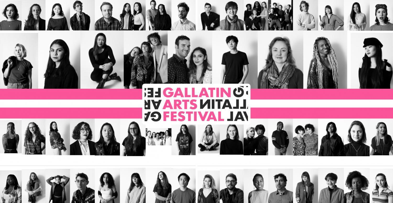 The Gallatin Arts Festival is a week-long, community-wide celebration of the unique artistry and interdisciplinary scholarship of students at NYU's Gallatin School of Individualized Studies.