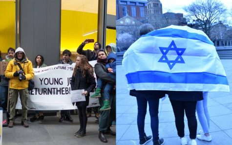 Tensions Between Zionist, Anti-Zionist Student Groups Run High