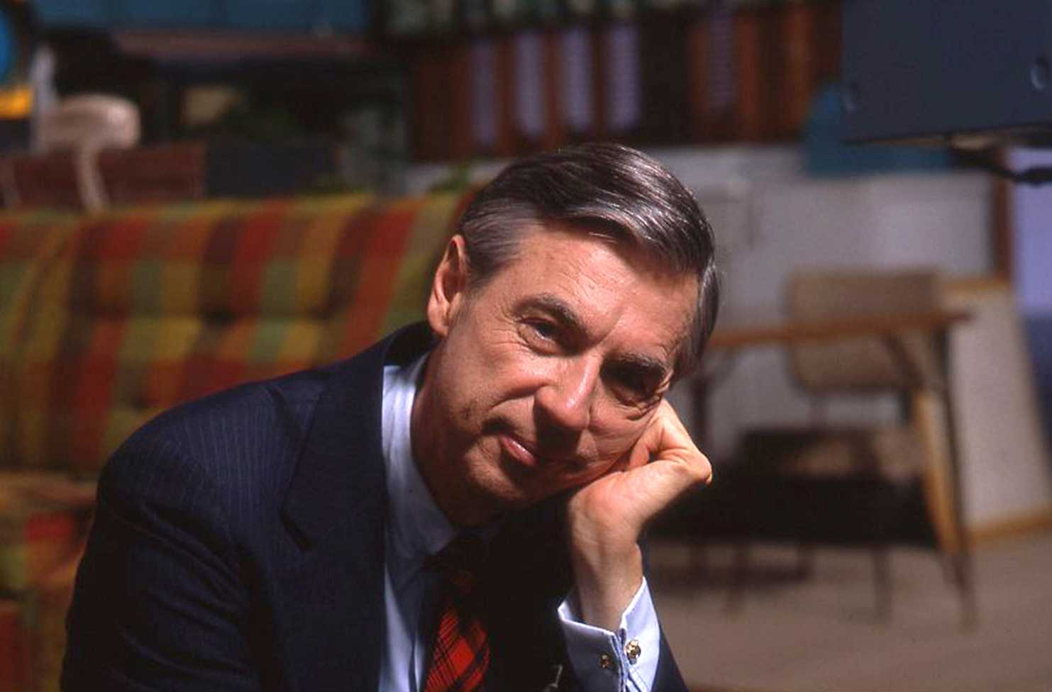 "Fred Rogers, known as the host of ""Mister Rogers' Neighborhood,"" life is being profiled in the new documentary ""Won't You Be My Neighbor."