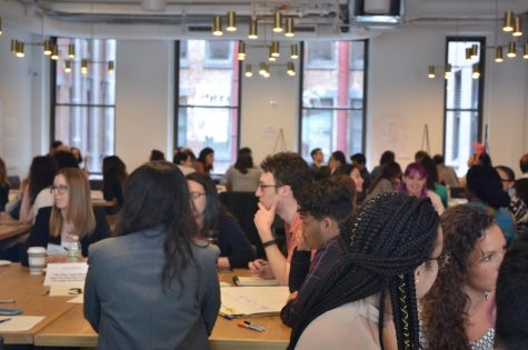 Steinhardt's Community Gets Together to Discuss Education Reform in New York City