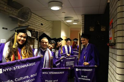 Steinhardt School of Culture, Education and Human Development Commencement '18