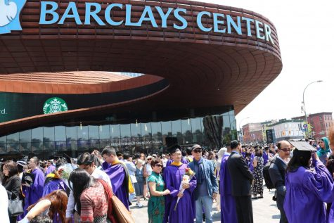 NYU Tandon School of Engineering Commencement '18