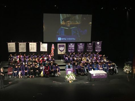 Silver School of Social Work Commencement '18