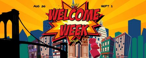 NYU Revamps 2018 Welcome Week
