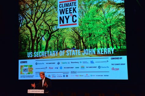 From Fossil Fuels to Food, Climate Week Pushes for Environmental Responsibility