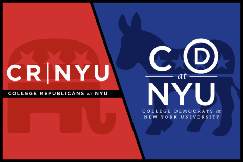 College Democrats and Republicans Prep for Election Season
