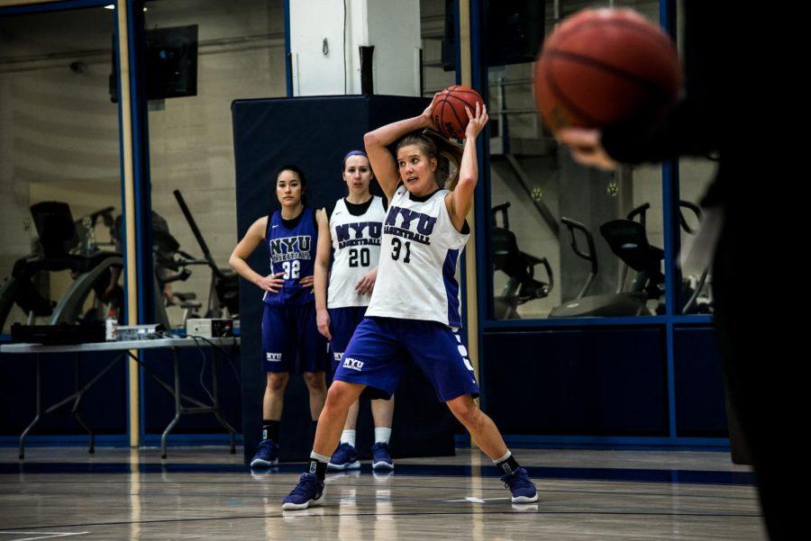 Sports Analytics Seeps Into NYU Locker Rooms