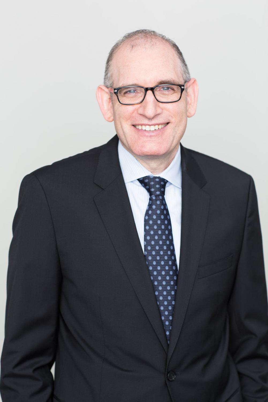 Daniel J. Widawsky, NYU Langone's new CFO.