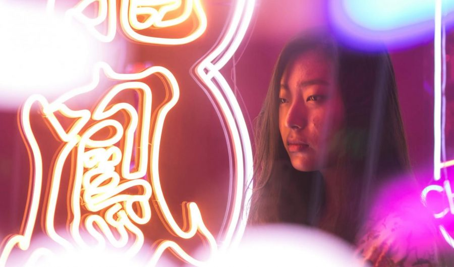 Satisfy Your Sensorium With Tea and Neon at New Pop-Up