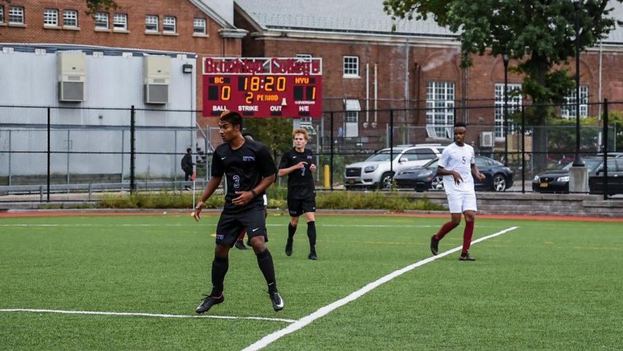 Weekly Sports Update: Men's Soccer Team Wins Seventh Straight
