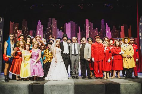 Steinhardt's 'Guys and Dolls' Revamps Classic
