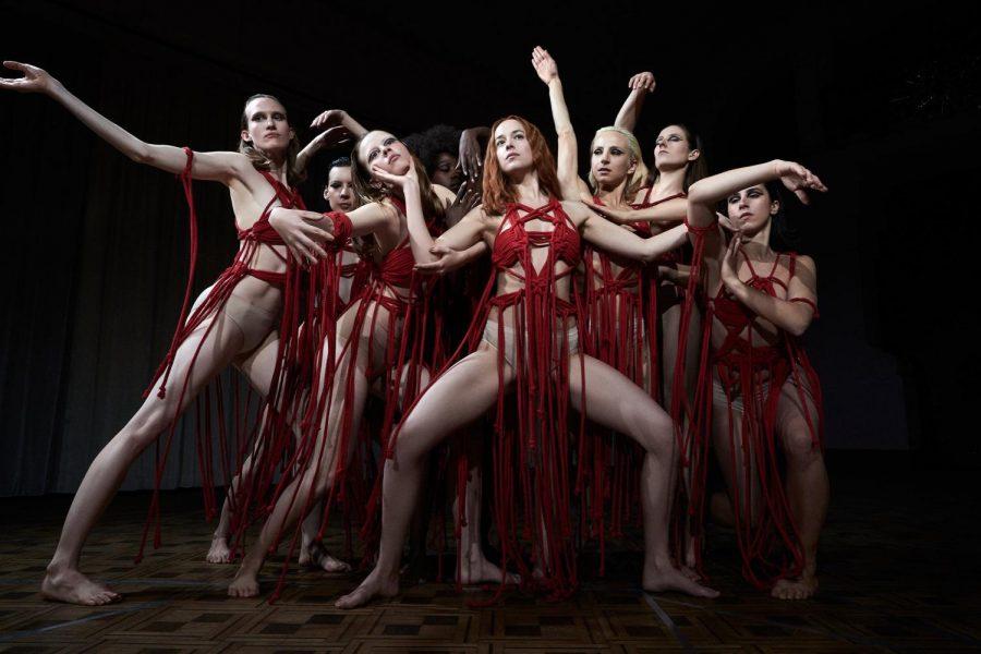 +Mia+Goth+and+Dakota+Johnson+in+a+scene+from+%22Suspiria.%22