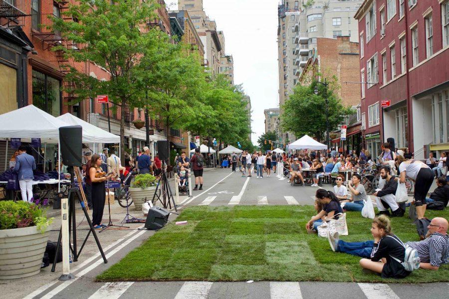 Enjoy the Greenwich Village Street Fair While it Lasts