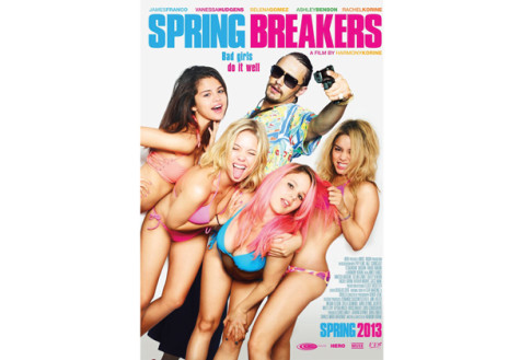 'Spring Breakers' has shallow humor, lacks depth