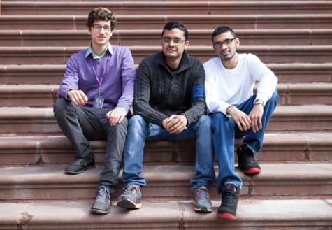 NYU-Poly students present gun safety innovations