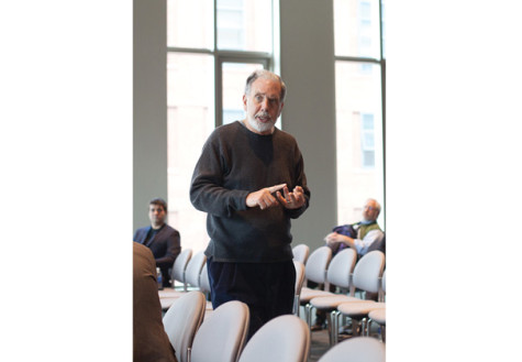 UPDATE: Tisch begins discussions of a vote of no confidence