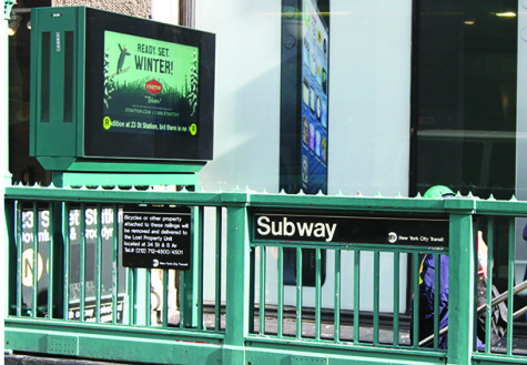 MTA stations set to feature new interactive wi-fi kiosks