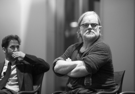 Hoffman discusses relationship between acting and the mind