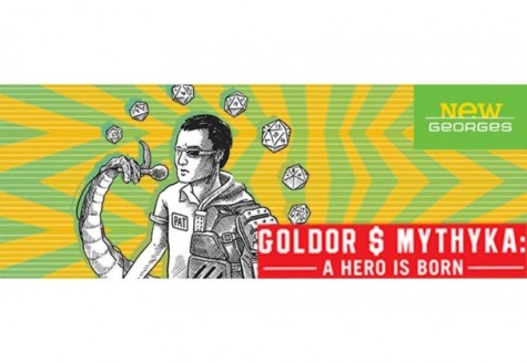 Gimmicks, exposition overload 'Goldor'