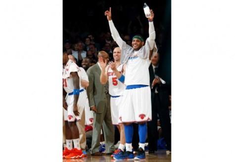 Celtics-Knicks rivalry burns on