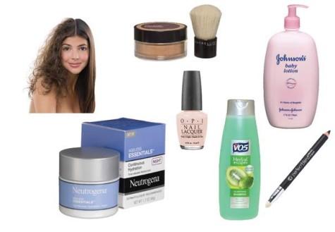 Harmful chemicals make up makeup