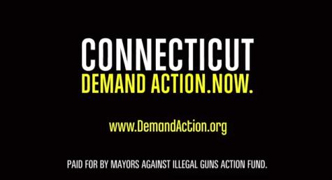 Mayor Bloomberg sponsors anti-gun ads