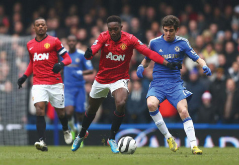 Manchester United loses grip on soccer's triple crown