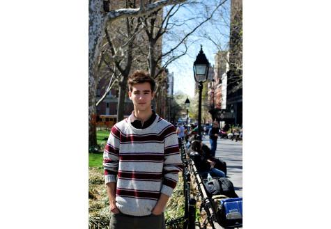 NYU student juggles musical, academic career