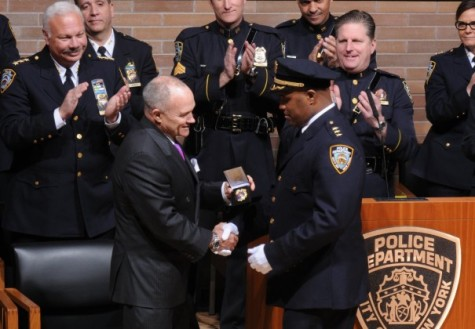 New police chief hopes to strengthen community ties