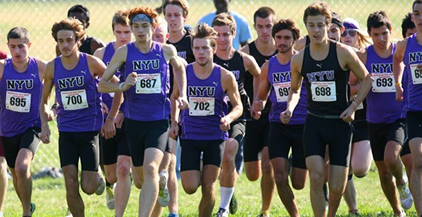 Cross country starts strong at Williams College