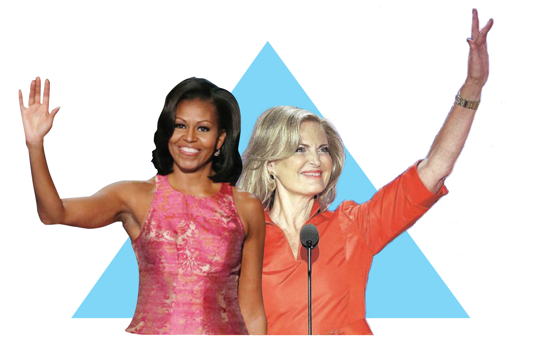 Power players: first ladies