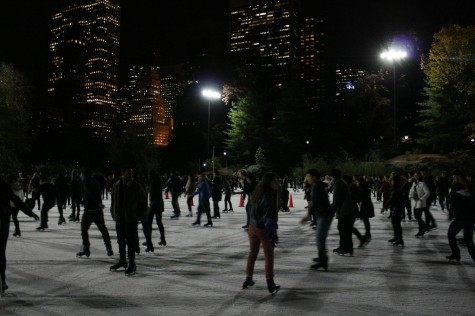 Annual 'Flurry' ice skating event attracts larger crowds