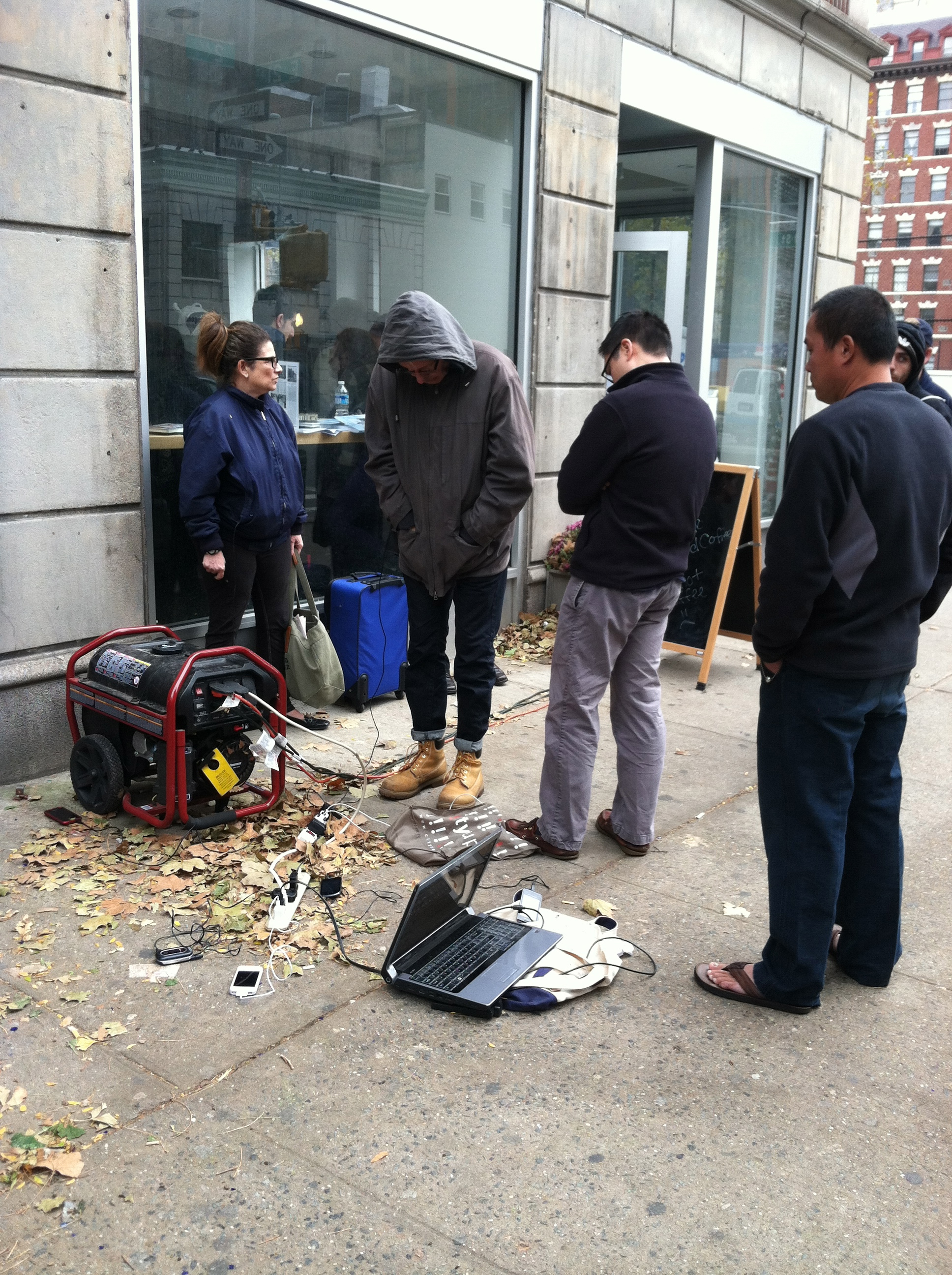 New York residents react to Con Ed explosion