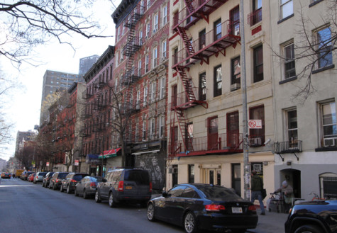 Off-campus housing: East Village