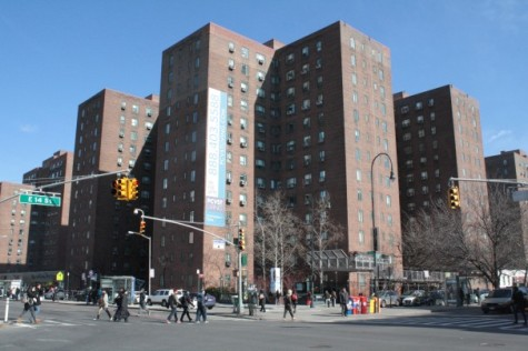 Off-campus housing: Stuyvesant Town